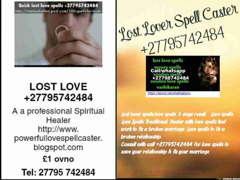 A professional Spiritual Healer, specializing in the fields of Love