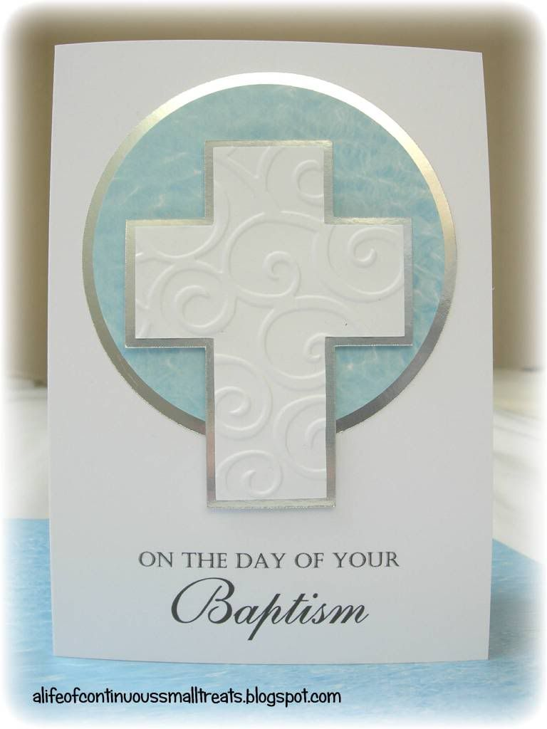 baptism card ideas - Google Search … | Pinteres…