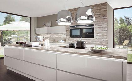 Kleine moderne u keukens google zoeken keukens pinterest - Moderne kleine keuken ...
