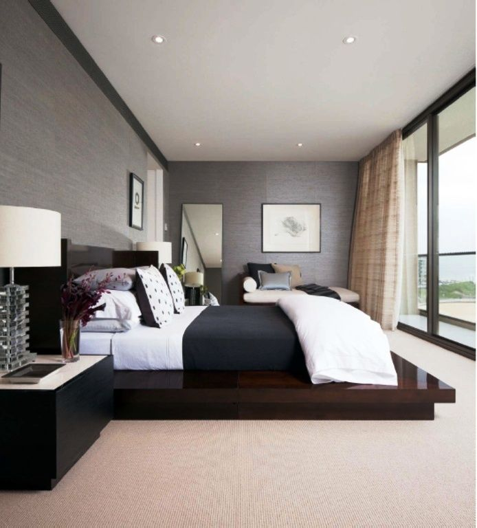 #Schlafzimmer 2018 100 Schlafzimmer Ideen Machen Sie Sich Reich Fühlen # Modern #Innendekoration #