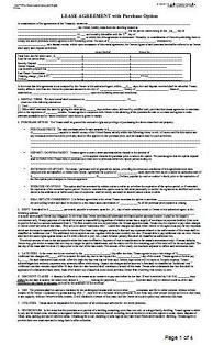 Landlord Lease Rental Agreement  I Love My Job Property