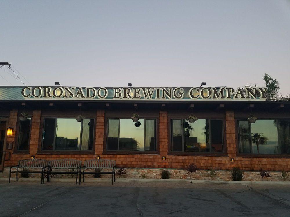 Beautiful store front yelp coronado brewing brewing