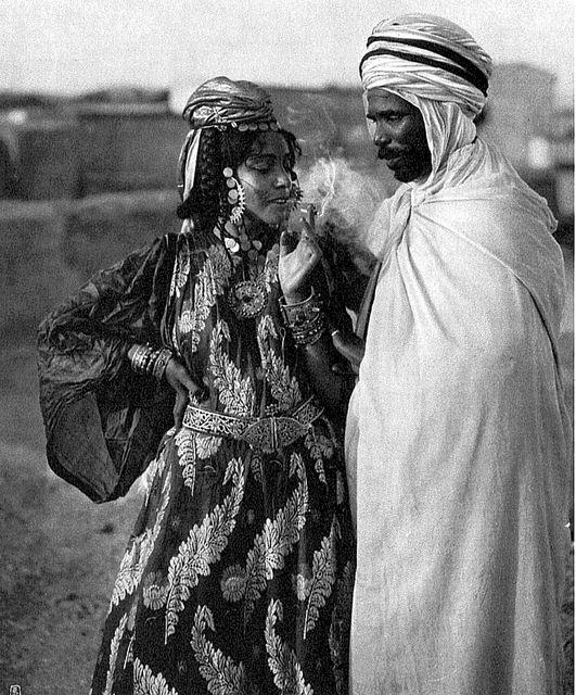 Focus: Femeie în Africa de Nord