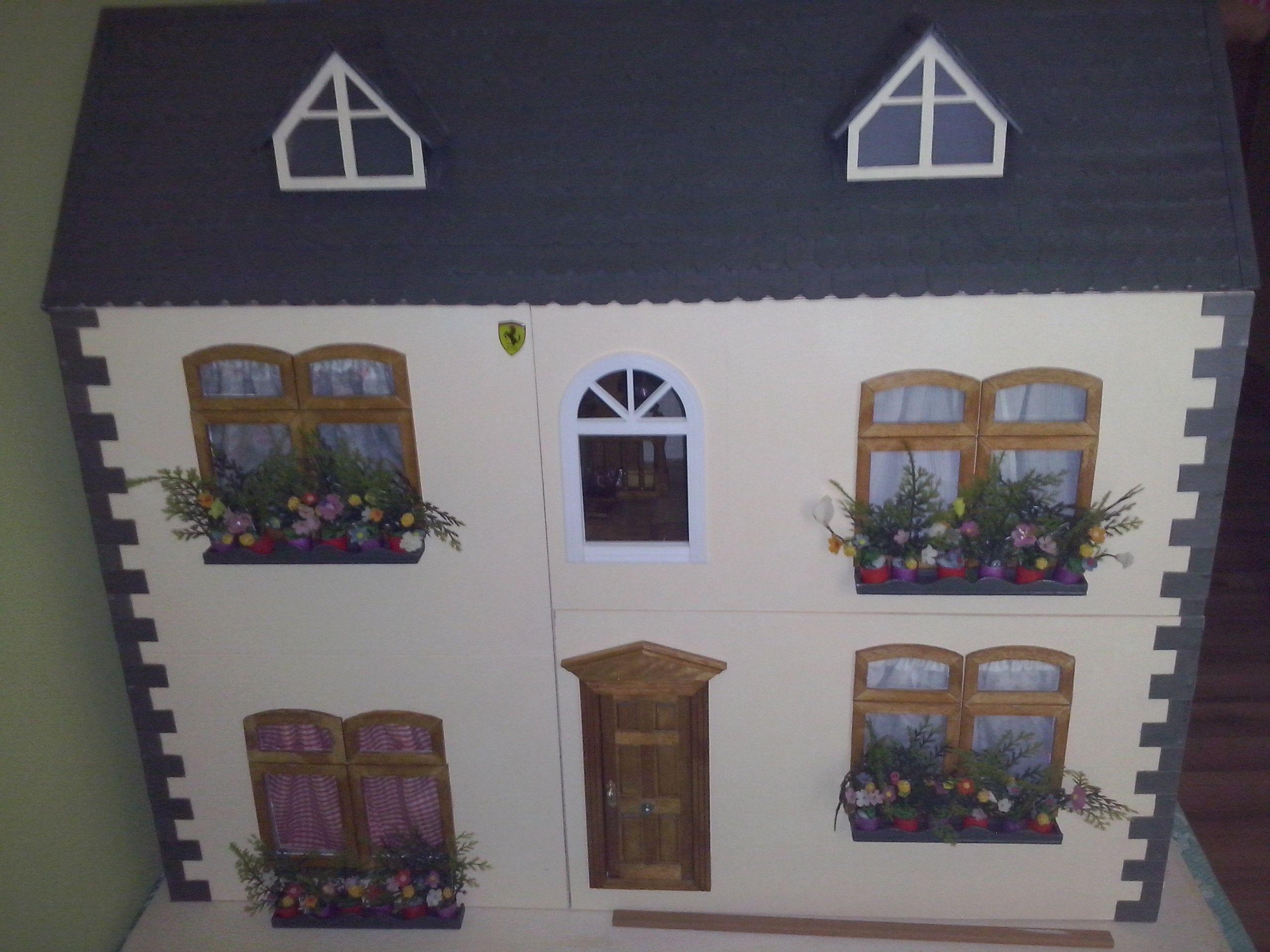 Mi casita en miniatura.