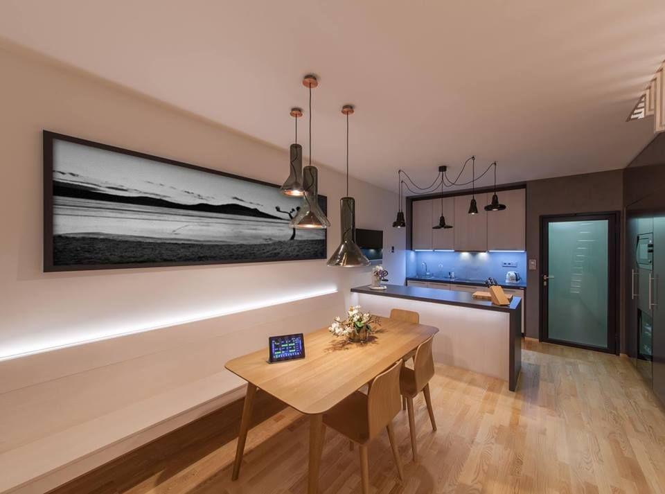 Chytrý apartmán Venuše - Whistle - Design Lucie Koldova - Brokis - Lights - Interior.