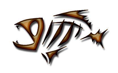 G loomis logo | Fishing | Fish logo, Fish skeleton, Fish tattoos