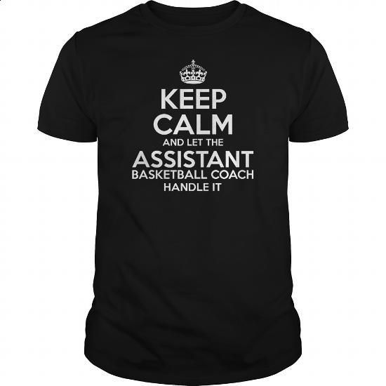 Awesome Tee For Assistant Basketball Coach - #cheap t shirts #t ...