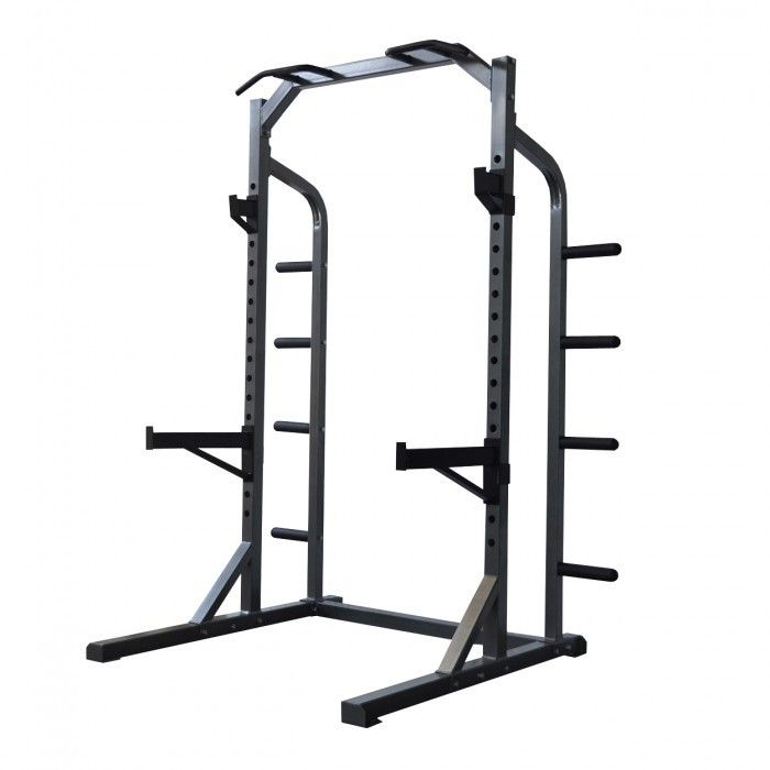 Bodyworx L470hr Half Rack Half Rack Squat Rack At Home Gym