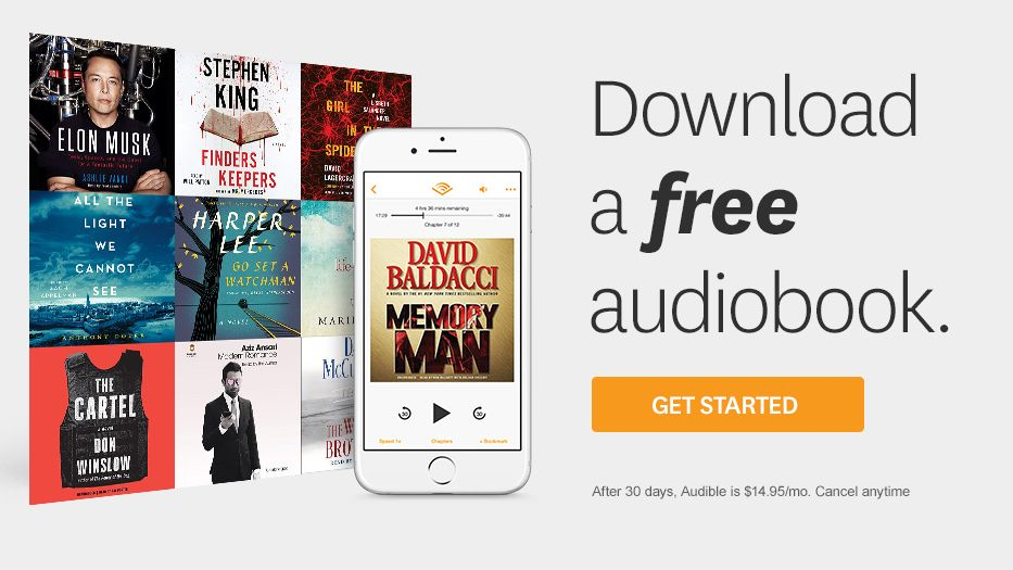 Shop Audible | Download Audio Books, iPod And Digital Audio