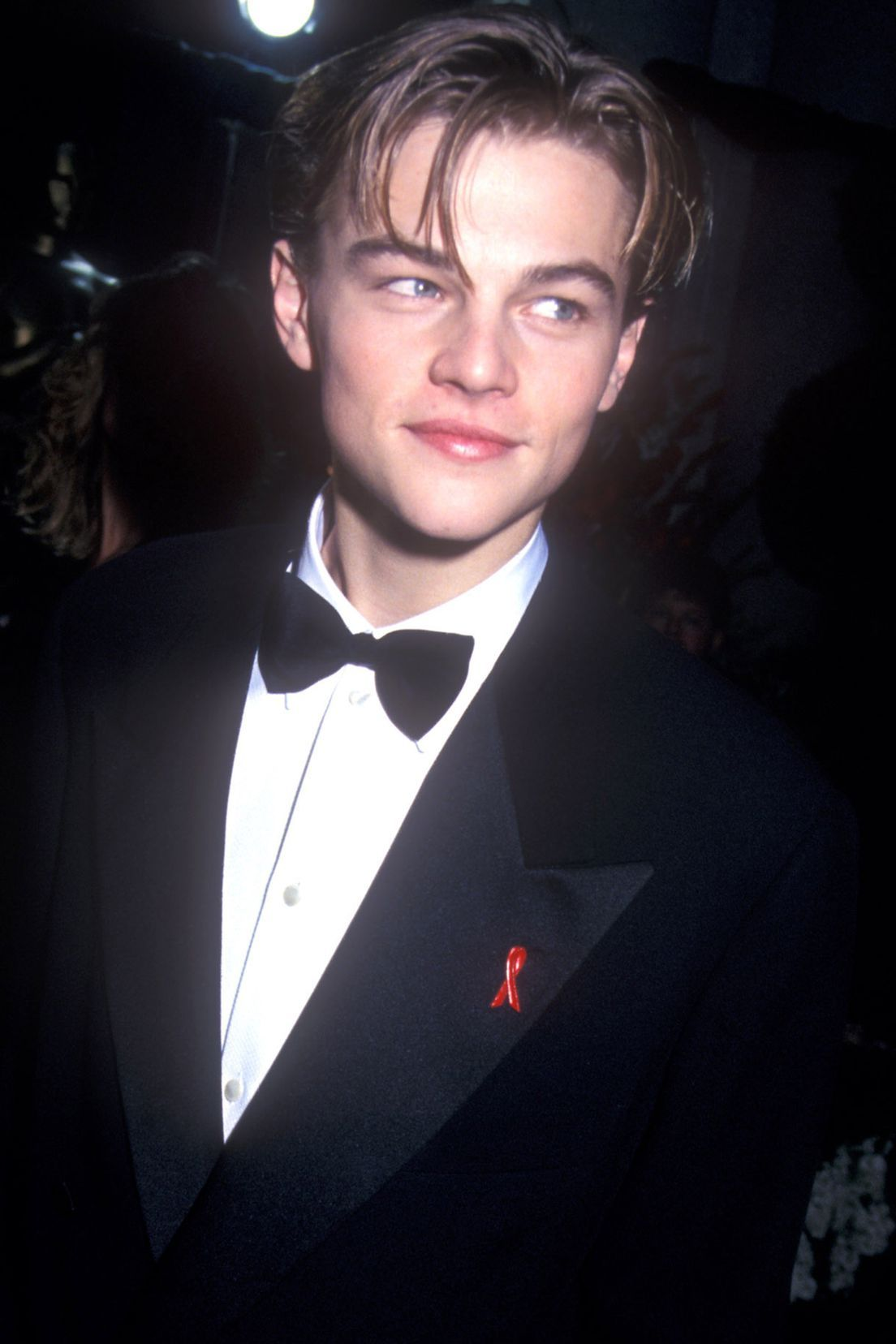 Leonardo DiCaprio's Look Has Evolved Since His Days On 'Growing Pains' #hollywoodactor