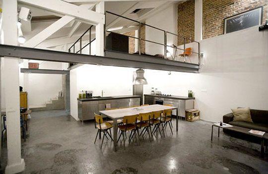 Diseño de espacios Sevilla   Look Industrial   Pinterest   Lofts ...