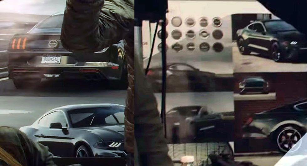 new 2018 2019 ford mustang bullitt s550 leaked cars pinterest rh pinterest com