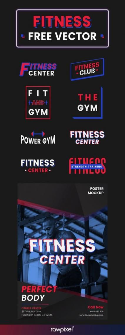 Fitness poster creative 65+ ideas for 2019 #fitness