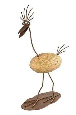 Deko Stein Vogel Jochen Gartendeko Figur Rostoptik Der Schone Gartenfigur Gartenfiguren Steine Metallkunstprojekte