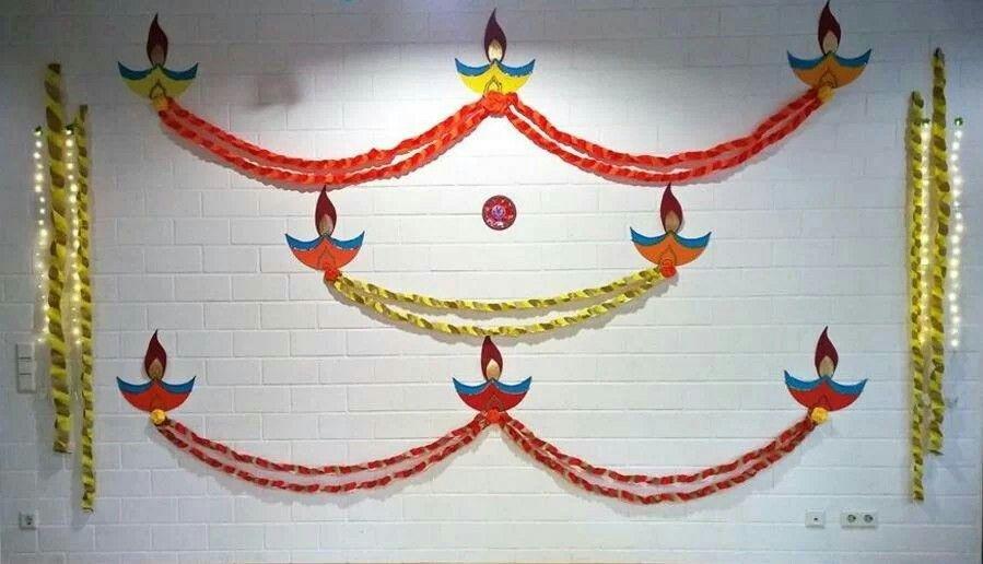 Pin By Bhumika Mehta On Crafts Diy Diwali Decorations Diwali