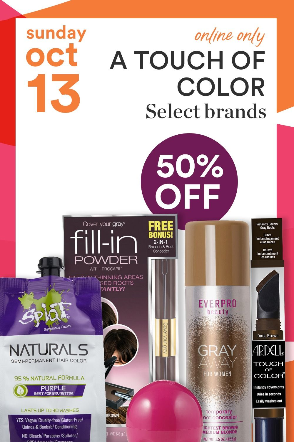 Shop these products for 50 off at an Ulta Beauty near you