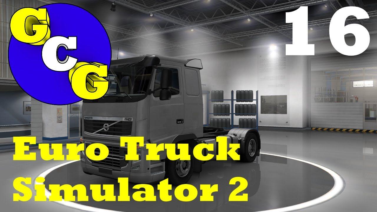 Euro Truck Simulator 2 You Shall Not Pass! Salzburg