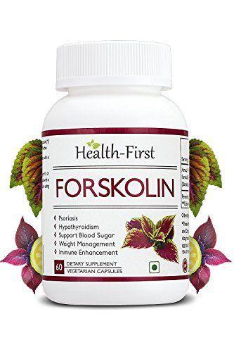 La forskoline par First Health pour la perte de poids et..