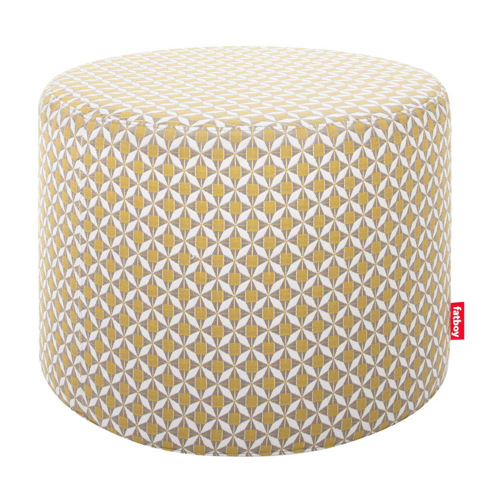 Enjoyable Fatboy Rondeju Geometric Sunbrella 24 Diam Indoor Outdoor Machost Co Dining Chair Design Ideas Machostcouk
