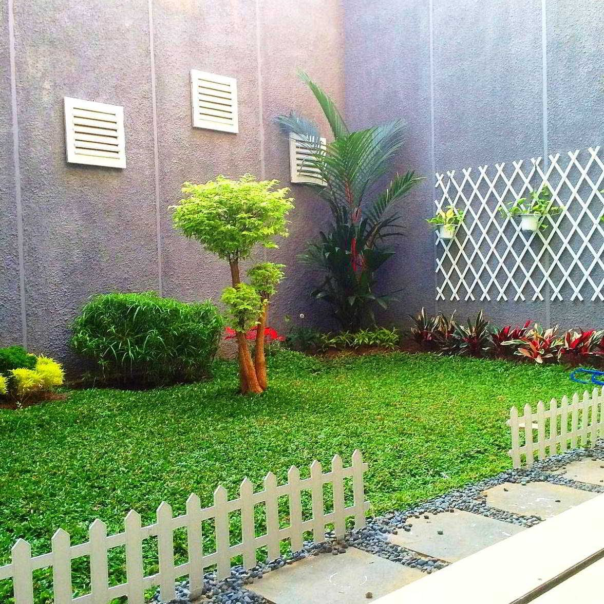 Desain Taman Minimalis Ala Jepang Vidya Titip Desain