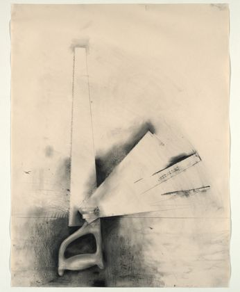Untitled (Five-bladed Saw) from Untitled Tool Series Jim Dine ...