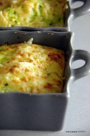 Photo of Coriander zucchini gratin recipe