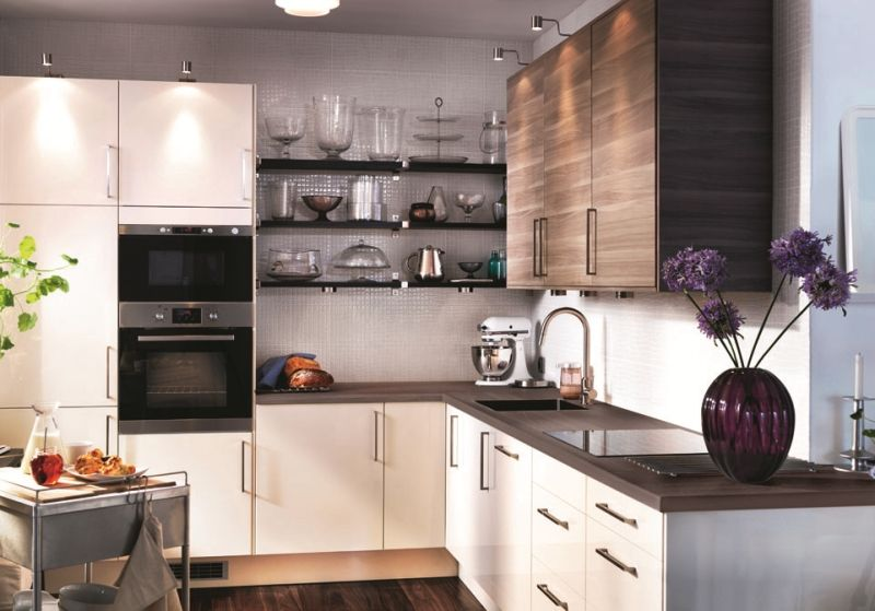 ikea dream kitchen   complete your kitchen with ikea's faktum
