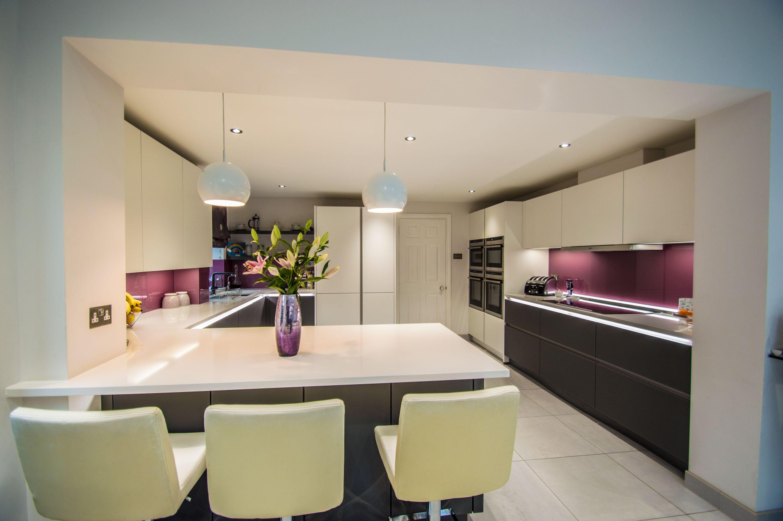 Best Beautiful Handless Kitchen From Nolte Kitchens Featuring 400 x 300
