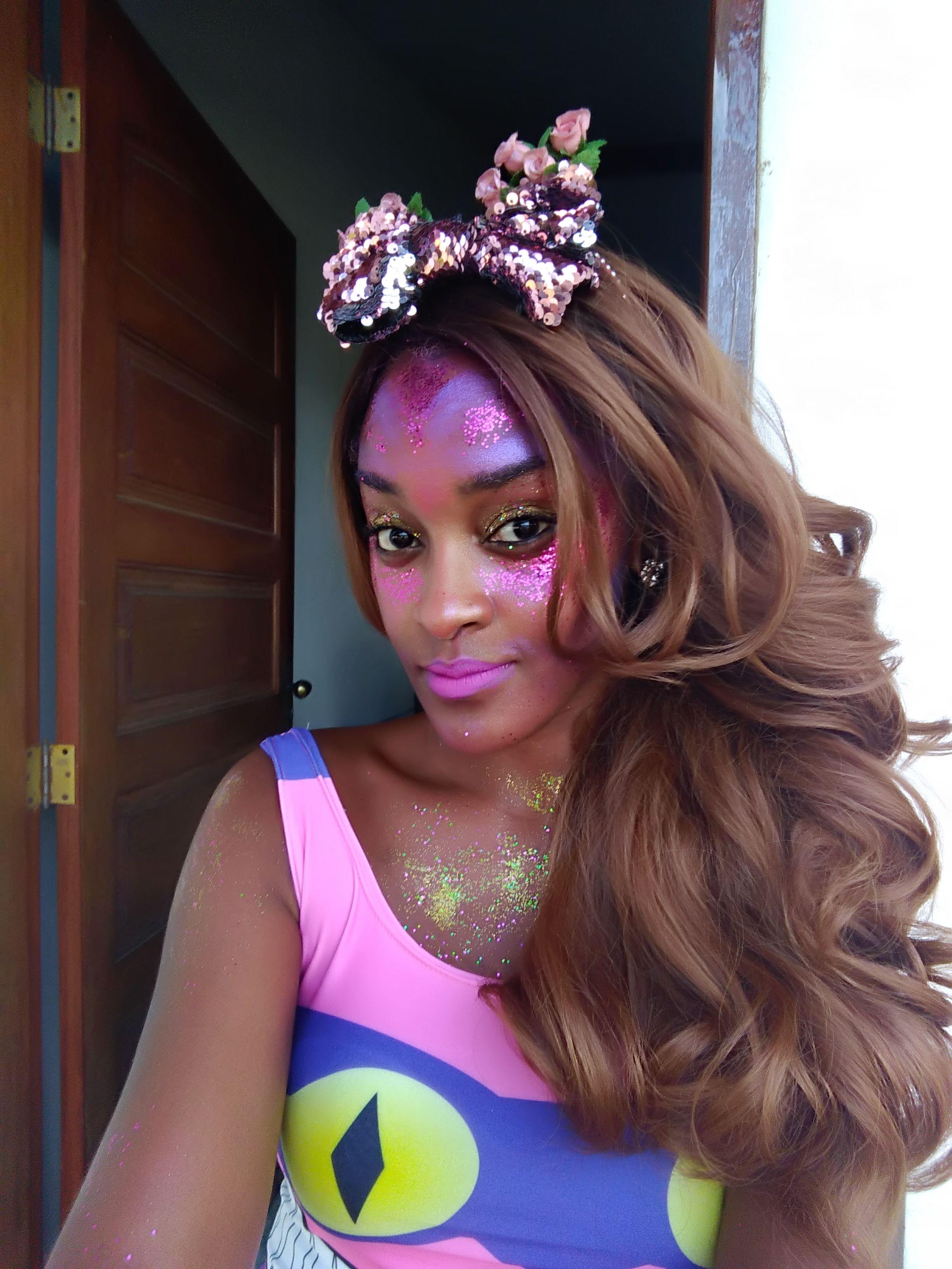 Gato Da Alice No Pais Das Maravilhas Carnaval Maquiagem Makeup