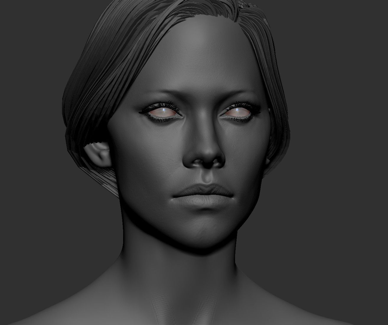 ArtStation - anatomy part 1, yuri alexander | Portrait Sculpt ...