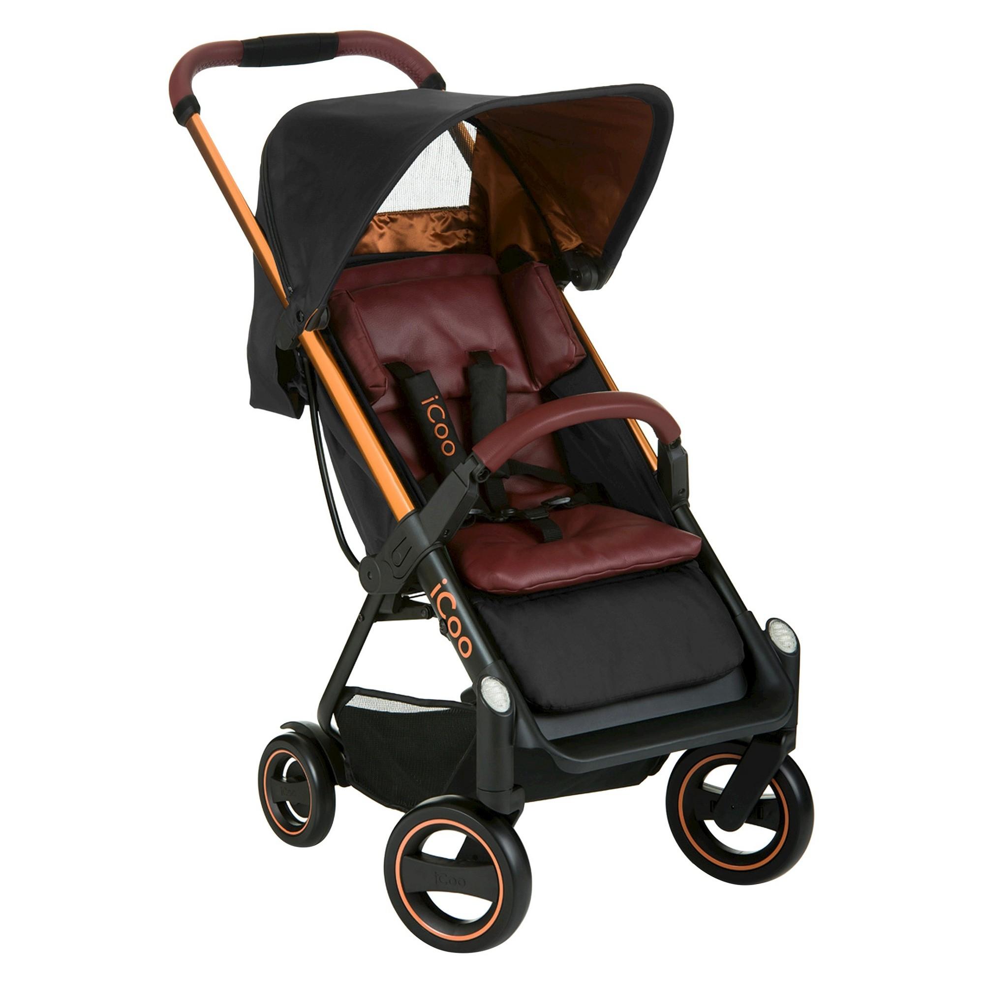 iCoo Acrobat + iGuard 35 Infant Seat Copper Black Best