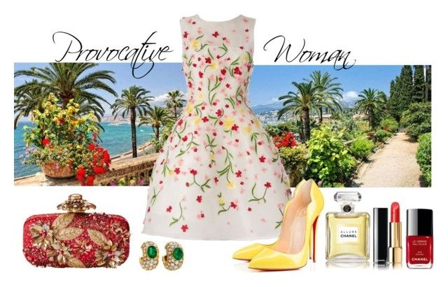 """French Riviera Madame"" by provocativewoman on Polyvore"