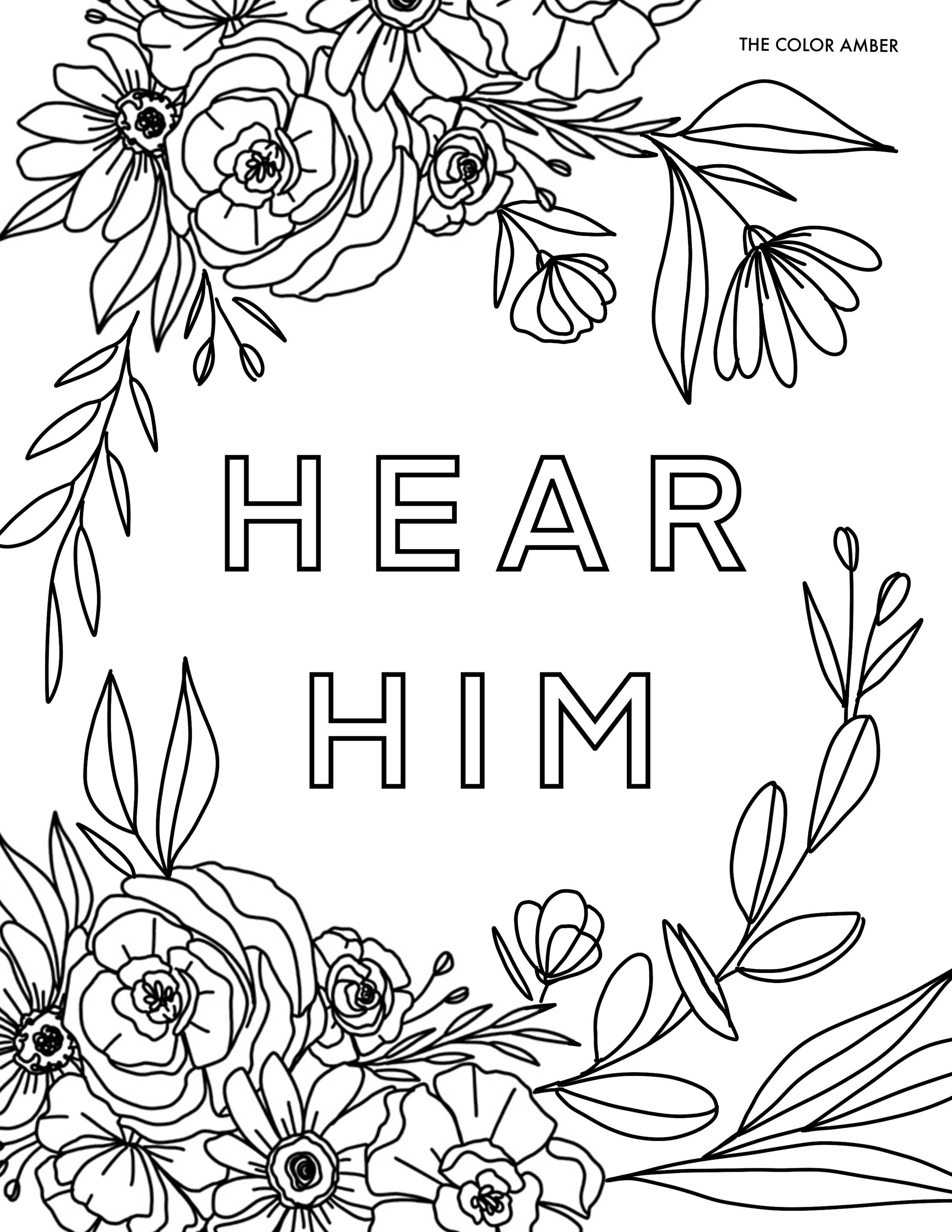 General Conference 2020 Free Coloring Pages The Color Amber In 2020 General Conference Free Coloring Pages Lds Coloring Pages