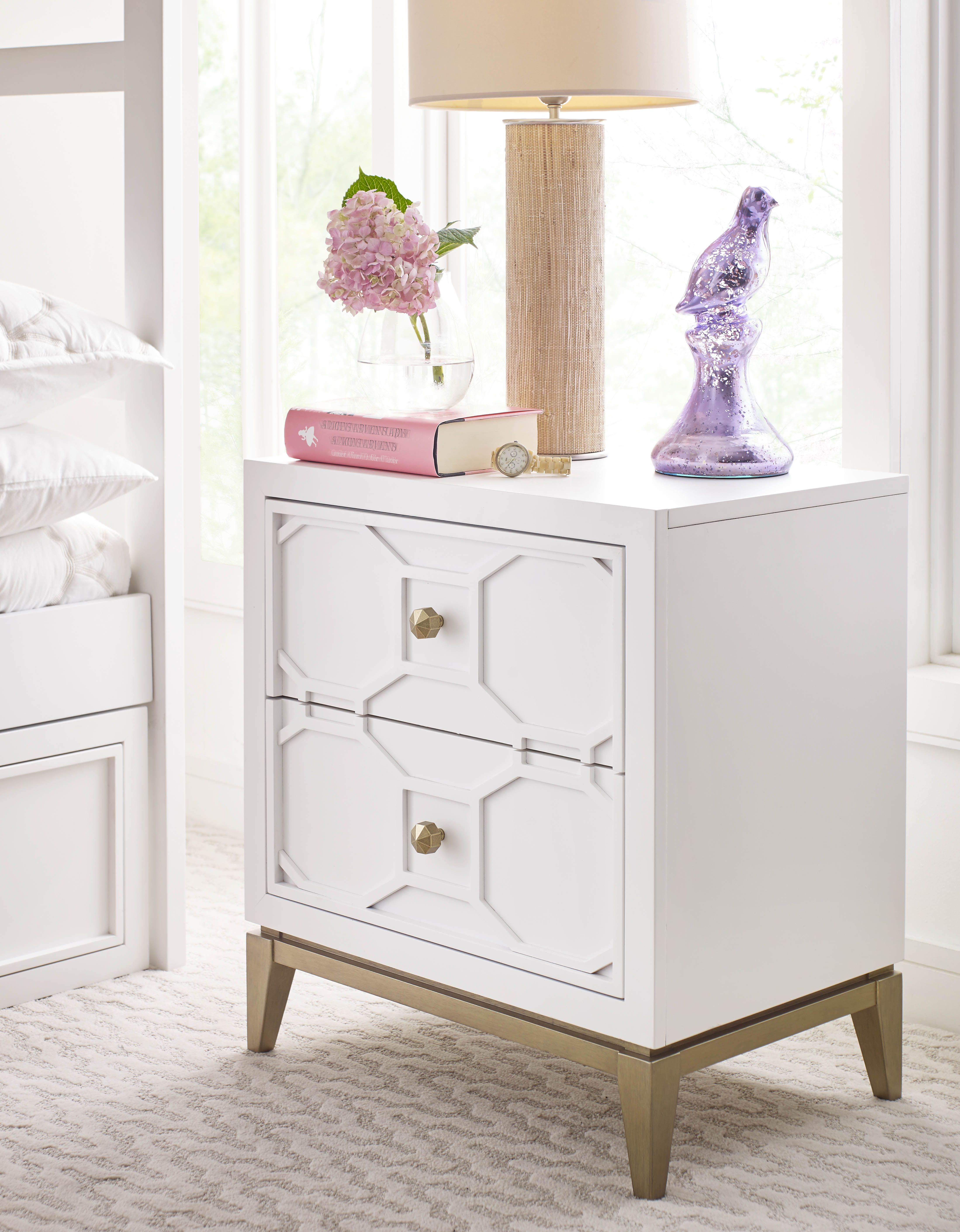 Chelsea By Rachael Ray Home   Lattice Night Stand   Legacy Classic Kids  #kids #