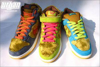 1a7baee6c3cd Nike SB Dunk Three Bears