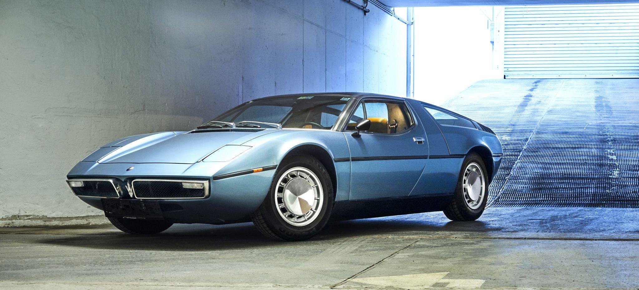 Old Cars And Lots Of Cool Car Stuff | Maserati bora