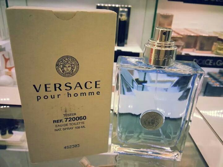 Versace Pour Homme 100ml Tester Price Rm200 Perfume Perfume