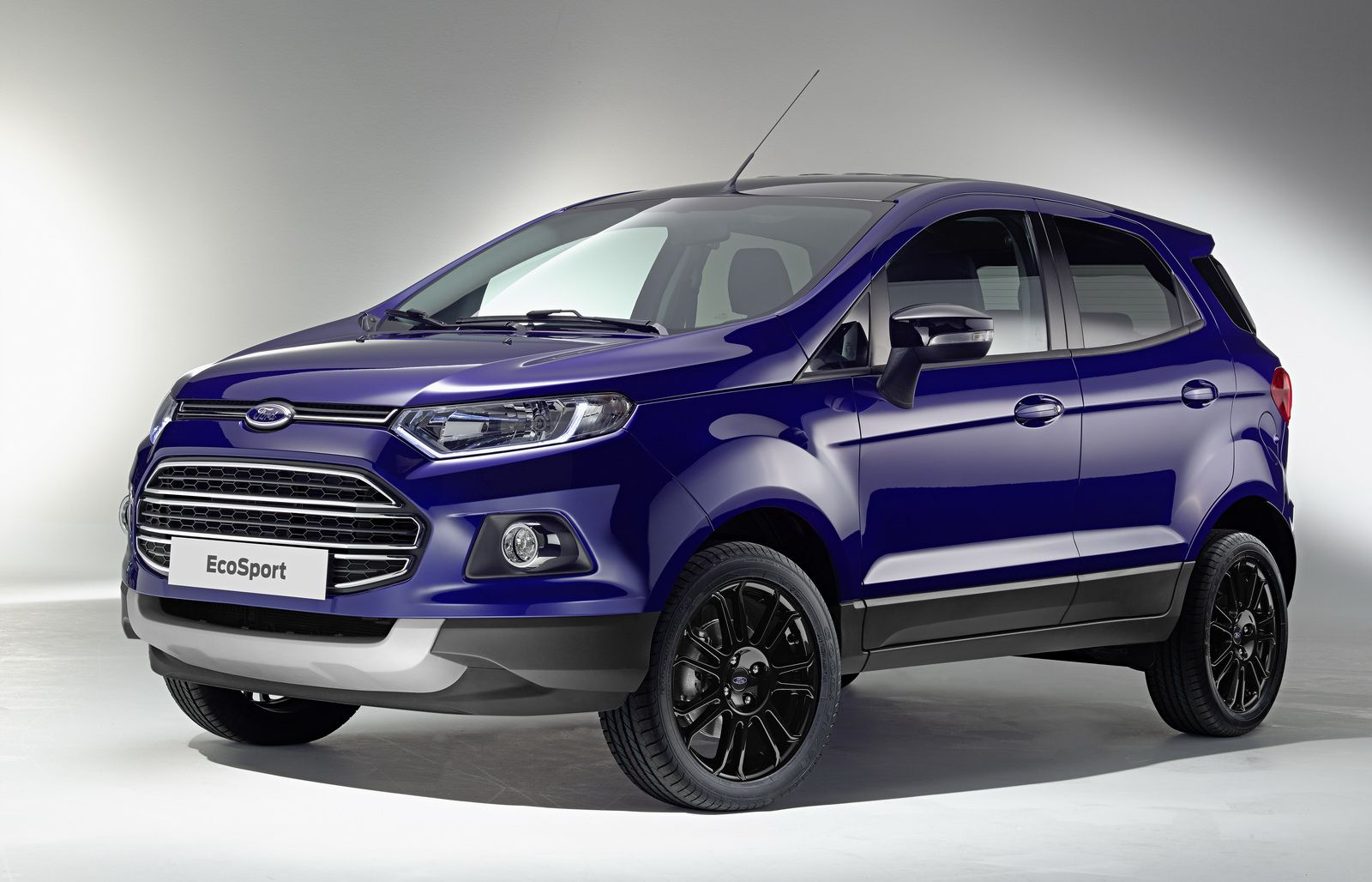 Ford Offers Dual Front Airbags As Standard Fitment In Ecosport