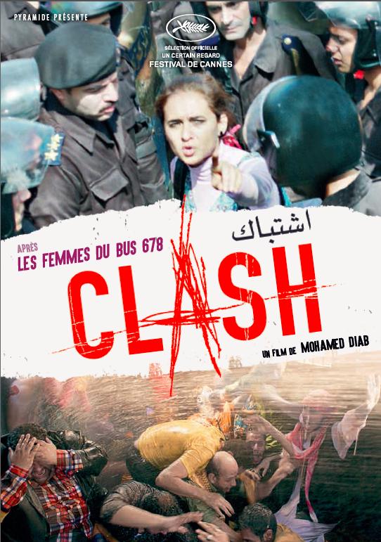 Eshtebak (Clash) (2016)[BRRip ] [Latino] [1 Link] [MEGA]