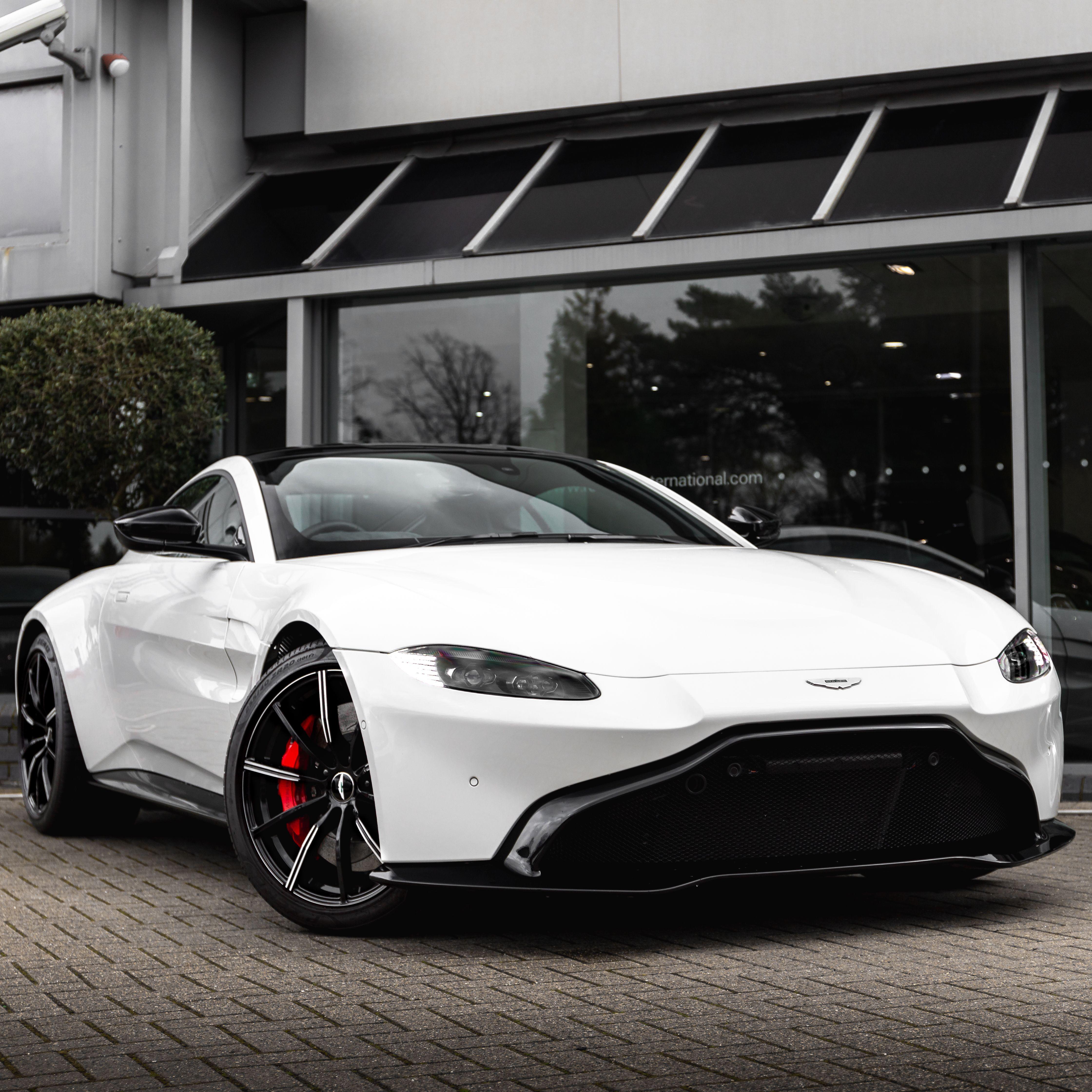 2018 Used Aston Martin Vantage Vantage V8 Auto