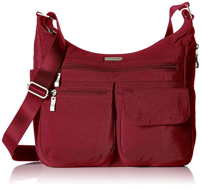 df359e74cdd2 Baggallini Everywhere Crossbody Bag - Lightweight, Water-Resistant ...