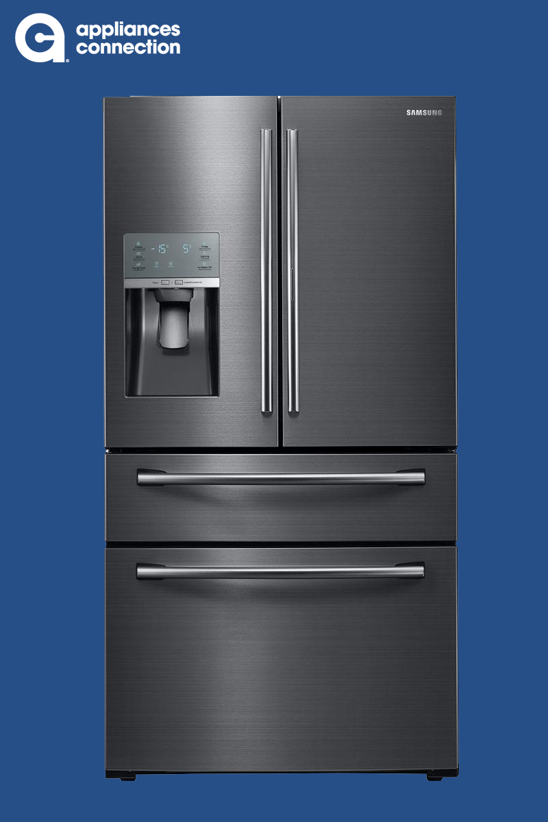 The Energy Star Rated French Door Refrigerator Comes With The Food