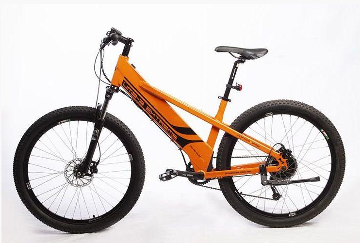 Bicicleta Elétrica Move Your Life Extreme imagens