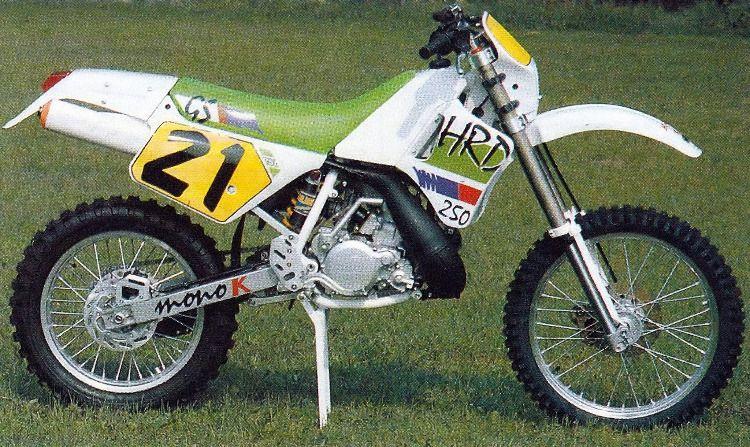 HRD GS 250 1990