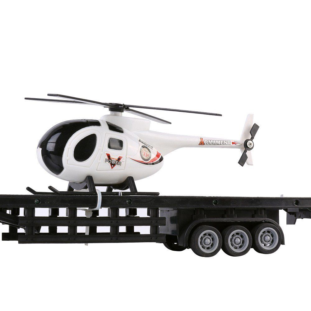 Blue Block Factory Full Function Remote Control RC Big Rigs