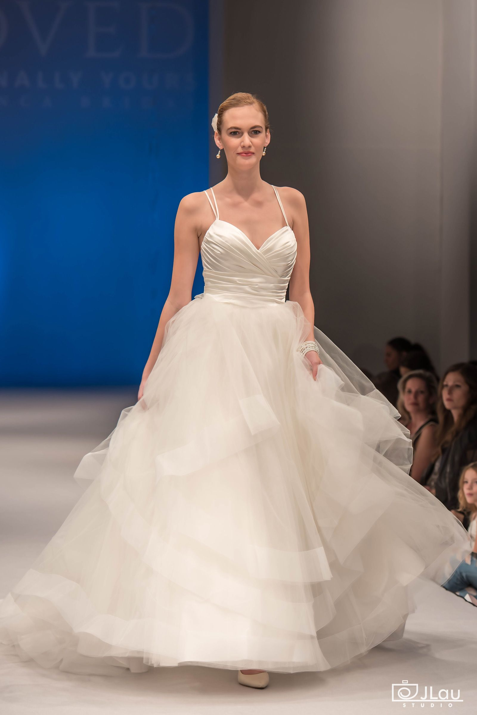 Beloved by Casablanca Bridal BL232 Delight photographed by