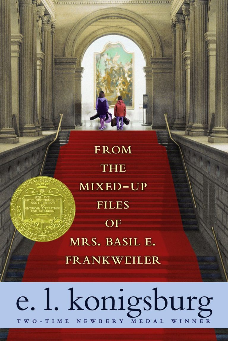 From the Mixed Up Files of Mrs. Basil E. Frankweiler good books for 10 year olds