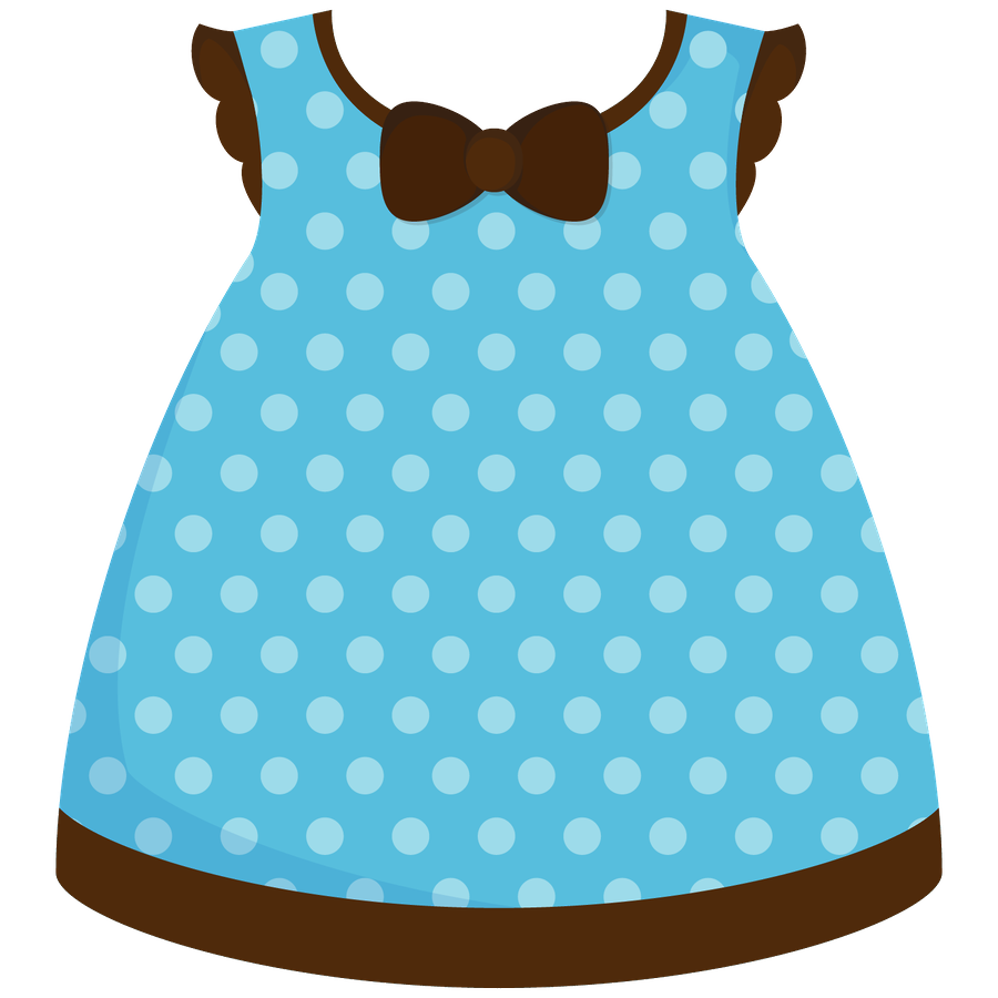 Polkadot Dress Clipart - Cute Rabbit Polka Dot Dress Stock ...