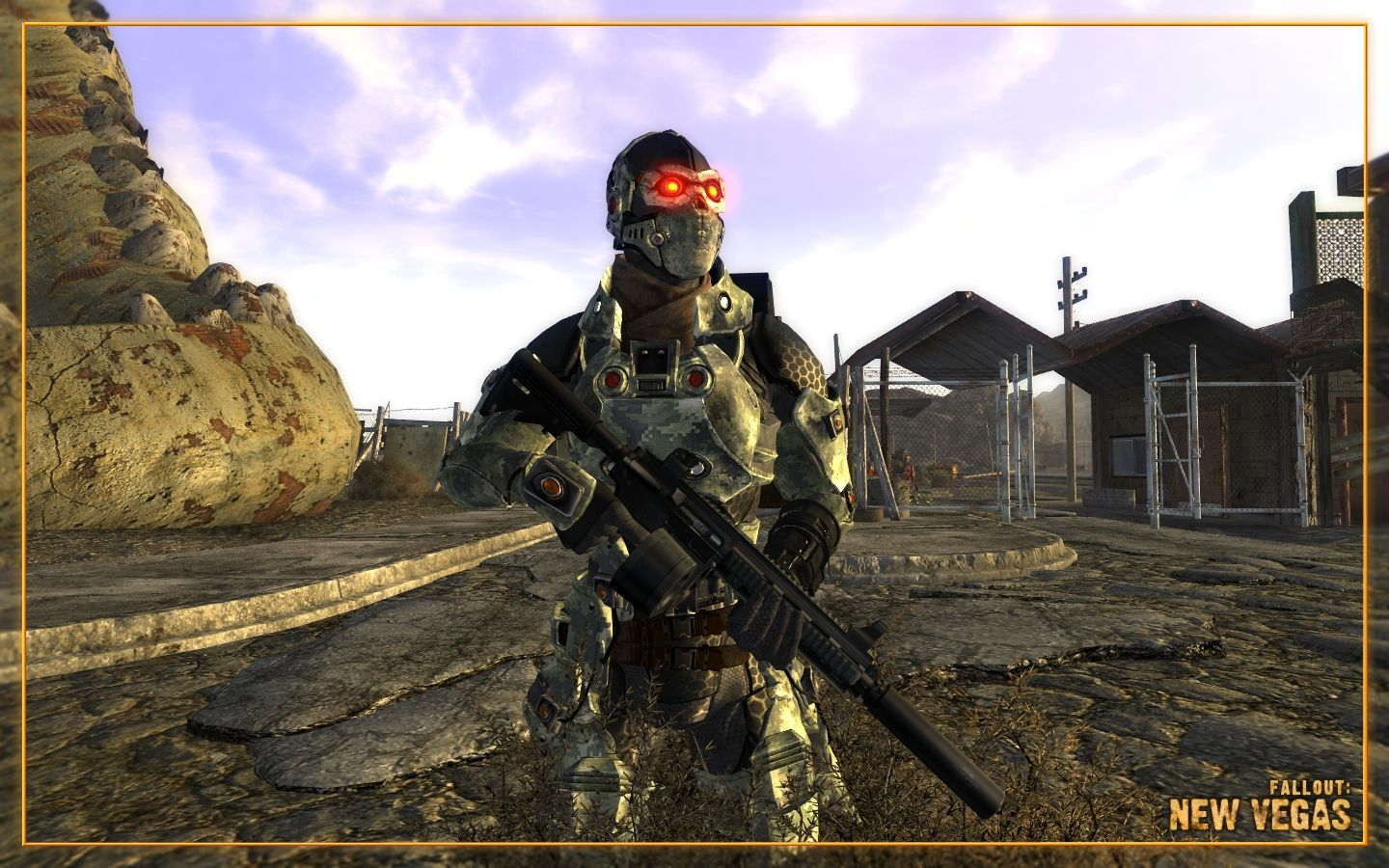 at Fallout New Vegas - mods and community