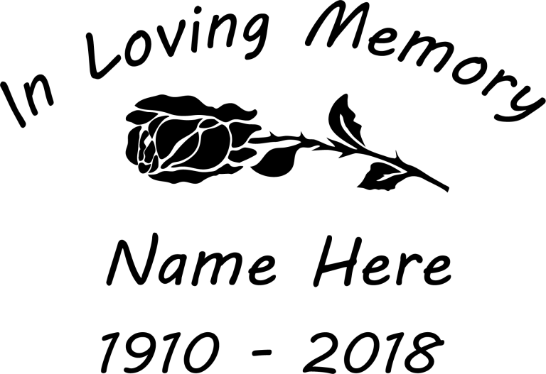 Pin On Free Memorial Svgs